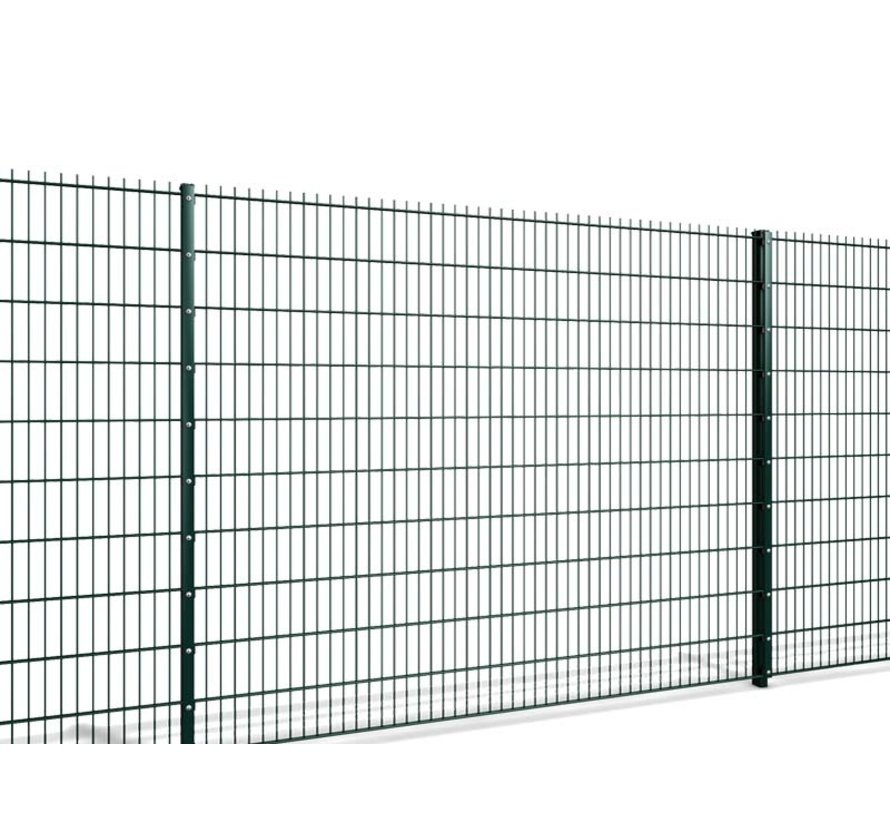 Post Minerva Pro 60 x 40 with cover strip - Powder coated