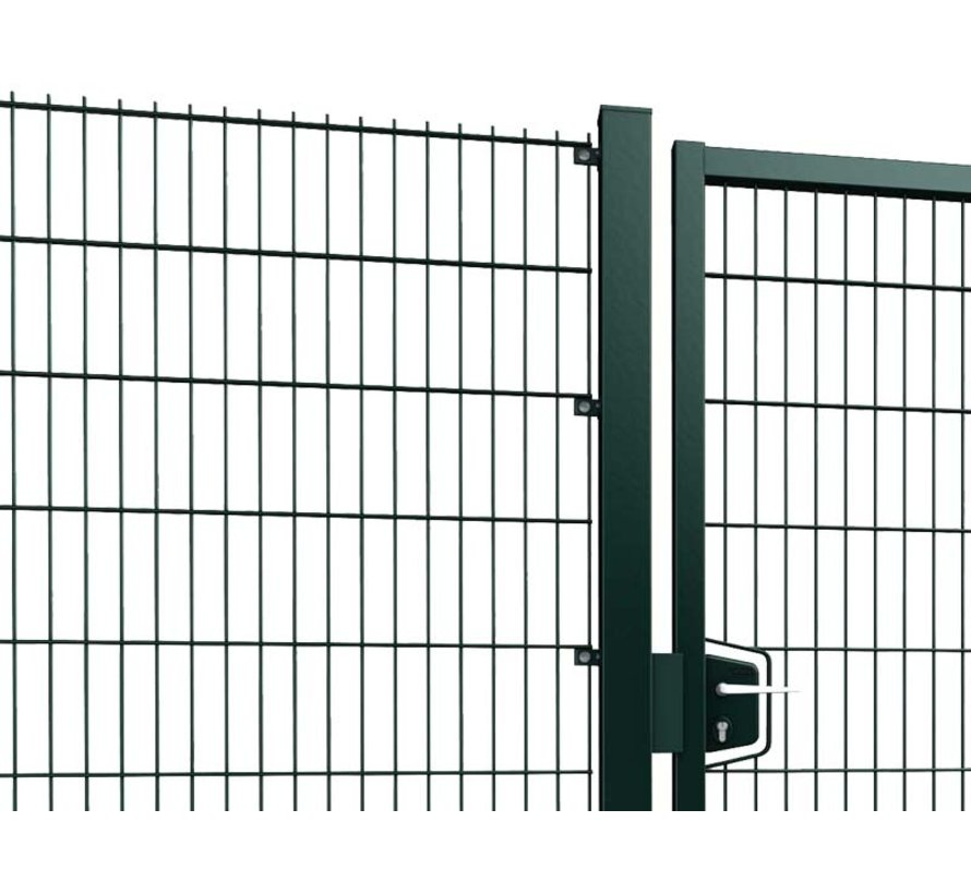 Wall/post bracket for wire panel