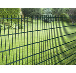 Double wire fencing