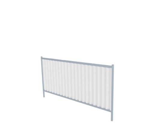 Thibo Apollo Cityfence, completely closed - 1 meter high