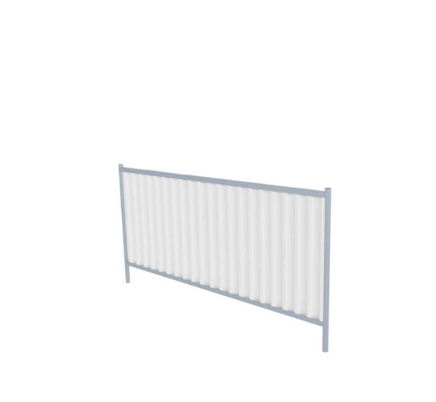 Apollo Cityfence, completely closed - 1 meter high