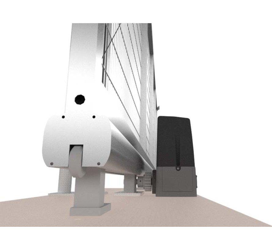 Portára - Automated sliding gate