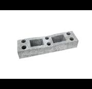 Thibo Concrete foot light 25 kg