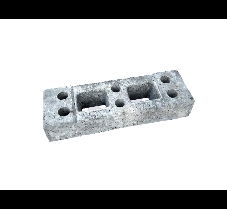 Standard concrete foot 35 kg