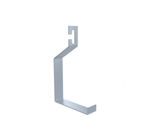 Thibo Anchoring hook, galvanized