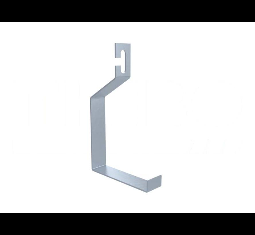 Anchoring hook, galvanized