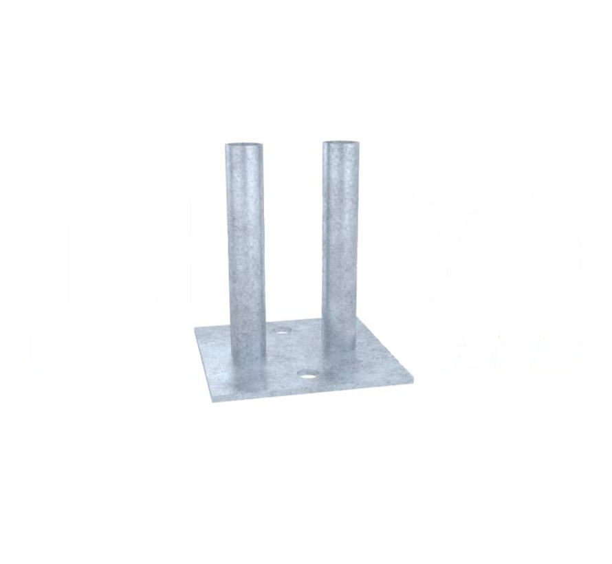 Base plate, small - 180x180 mm