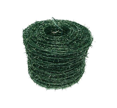Thibo Thibo barbed wire, plastic coated