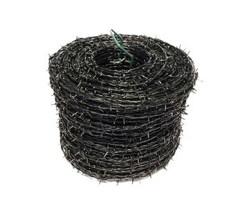 Thibo Barbed wire - plastic coated