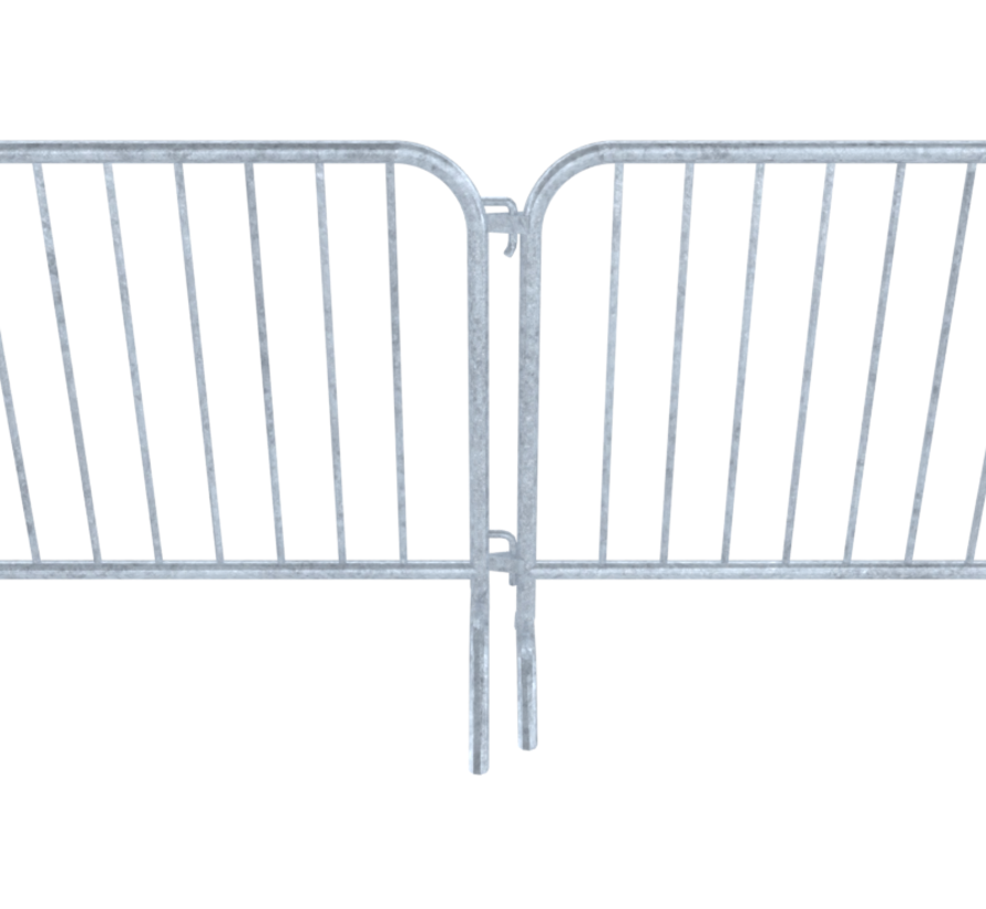 Crush barrier - 19 bars