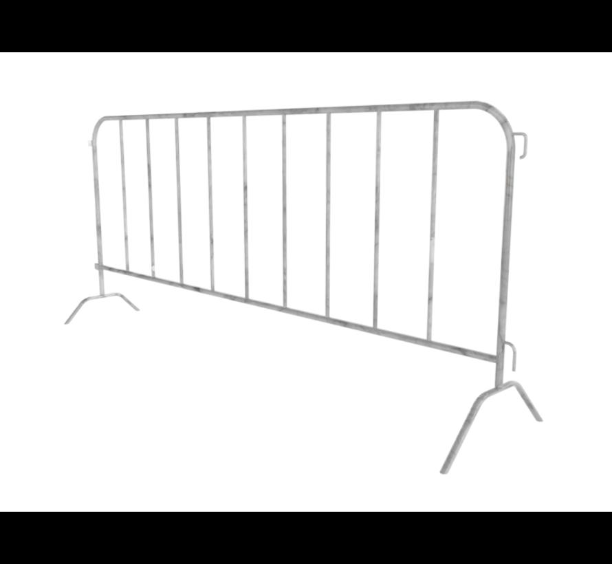 Crush barrier - 9 bars