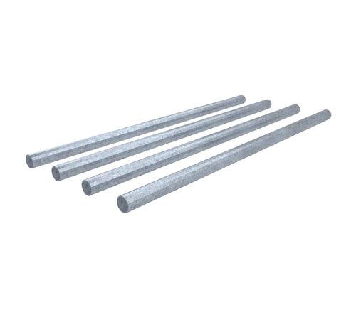 Thibo Tubes for rack for horizontal transport