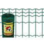Heavy garden wire mesh - Plasti Everplax coated in green