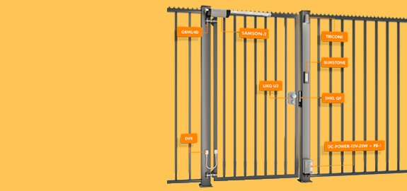 Everything for<br>your gate