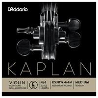 Viool snaren D'Addario Kaplan Solutions Non-Whistling