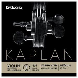 D'Addario Cordes pour violon D'Addario Kaplan Solutions Non-Whisting
