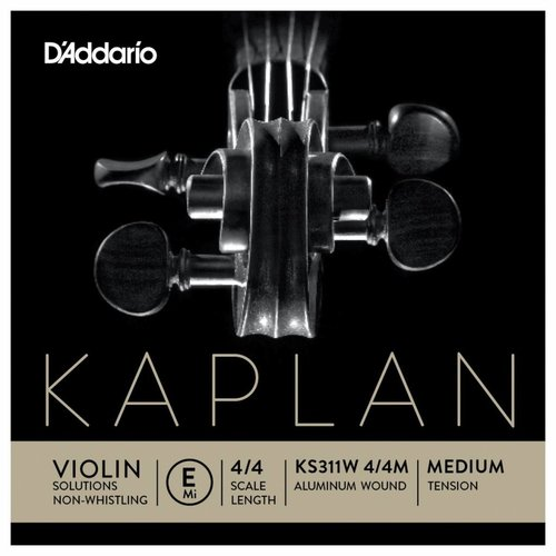 D'Addario Violin strings D'Addario Kaplan Solutions Non-Whisting