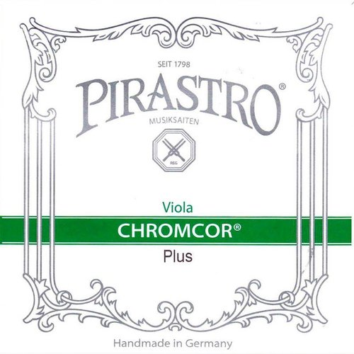 Pirastro Viola strings Pirastro Chromcor Plus