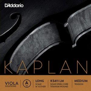 D'Addario Cordes pour alto D'Addario Kaplan Solutions