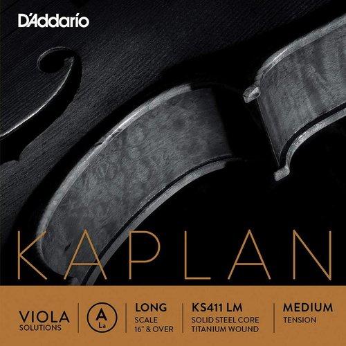 D'Addario Altviool snaren D'Addario Kaplan Solutions