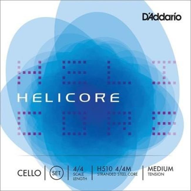 D'Addario Cello snaren D'Addario Helicore