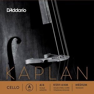D'Addario Cello strings D'Addario Kaplan