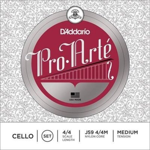 D'Addario Cello strings D'Addario Pro Arte