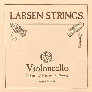 Larsen Cordes pour violoncelle Larsen Original
