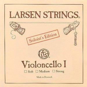 Larsen Cello snaren Larsen Soloist