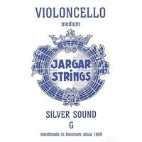 Jargar Cello strings Jargar Silver Sound