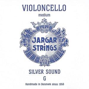 Jargar Cordes pour violoncelle Jargar Silver Sound