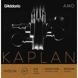 Violin strings D'Addario Kaplan Amo