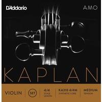Cordes pour violon D'Addario Kaplan Amo