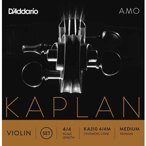 D'Addario Violin strings D'Addario Kaplan Amo