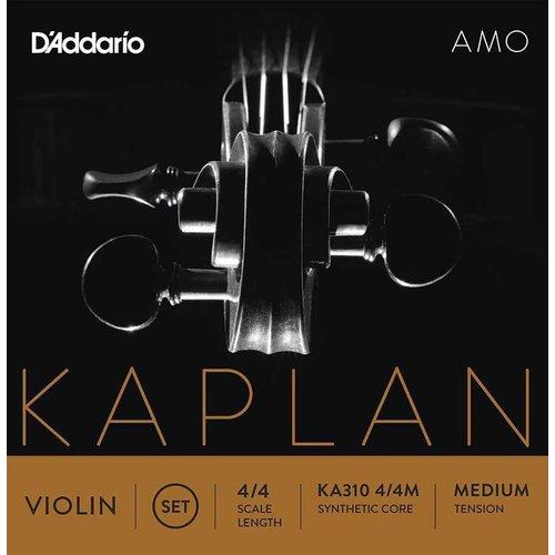 D'Addario Cordes pour violon D'Addario Kaplan Amo
