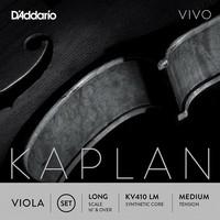 Cordes pour alto D'Addario Kaplan Vivo