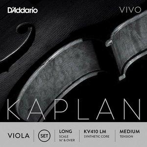 D'Addario Altviool snaren D'Addario Kaplan Vivo