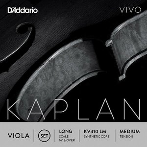 D'Addario Viola strings D'Addario Kaplan Vivo