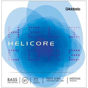 D'Addario Double bass strings D'Addario Helicore