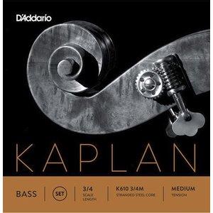D'Addario Contrabas snaren D'Addario Kaplan