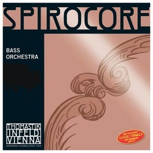 Thomastik-Infeld Double bass strings Thomastik-Infeld Spirocore