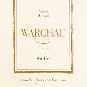 Warchal Cordes pour violon Warchal Amber