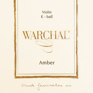 Warchal Violin strings Warchal Amber