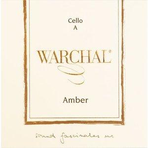 Warchal Cordes pour violoncelle Warchal Amber