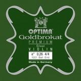 Violin strings Lenzner Optima Goldbrokat Premium