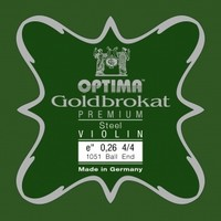 Lenzner Optima Viool snaren Lenzner Optima Goldbrokat Premium