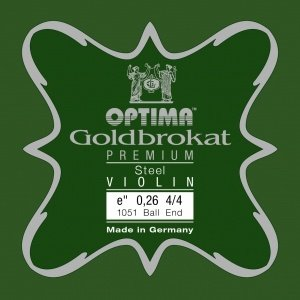 Lenzner Optima Viool snaren Lenzner Optima Goldbrokat Premium