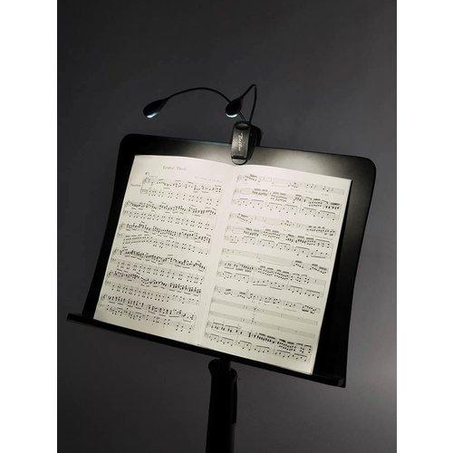 Boston Boston music stand light small - twin LED