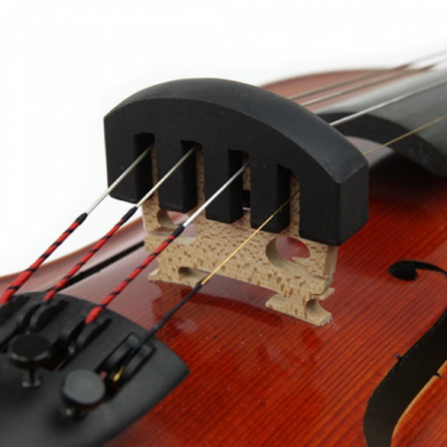4strings Mute rubber hotel for violin, viola, cello or double bass