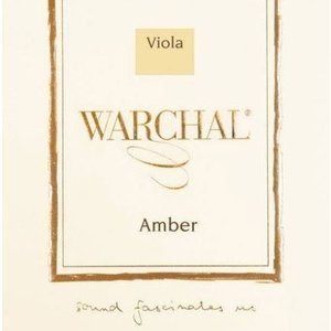 Warchal Viola strings Warchal Amber
